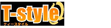 関東エリア/バイク処分・引取り・無料回収・廃車で《満足度NO.1》T-syle ロゴ